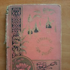 Libros antiguos: 1901 DON QUIJOTE - CERVANTES / EDICIÓN DE DIFÍCIL LOCALIZACIÓN. Lote 195096160