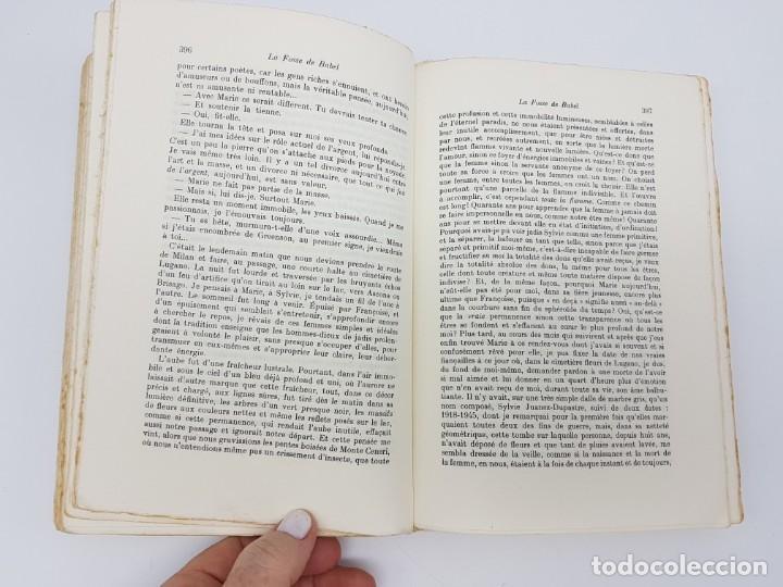 Libros antiguos: LA FOSSE DE BABEL, ROMAN ( EN FRANCES ) 1962 ( BABILONIA ) - Foto 9 - 195102165
