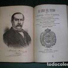 Libros antiguos: HENAO Y MUÑOZ, MANUEL: EL LIBRO DEL PUEBLO I Y II. 1872. Lote 195111118