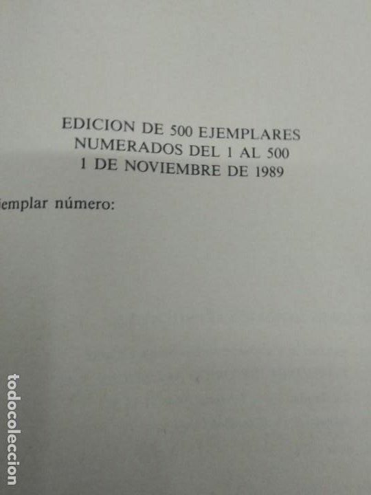 Libros antiguos: LIBRO DE COCINA RUPERTO DE NOLA FACSIMIL ED. HISTORICO ARTISTICAS TIRADA 500 ejemplares - Foto 5 - 195113232