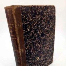 Libros antiguos: NOCIONES DE ARTES MECÁNICAS Y PROCEDIMIENTOS INDUSTRIALES (J.B. SITGES) RIVADEYRA, 1895. Lote 195123397