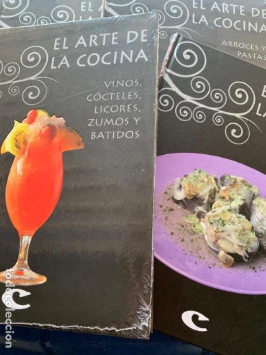 EL ARTE DE LA COCINA (Libros Antiguos, Raros y Curiosos - Cocina y Gastronomía)