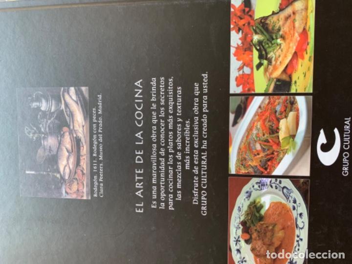 Libros antiguos: El Arte de la Cocina - Foto 2 - 195124596