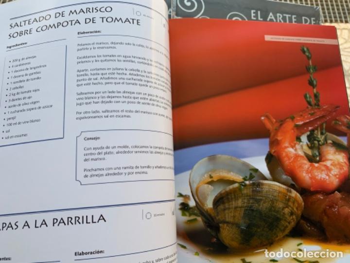 Libros antiguos: El Arte de la Cocina - Foto 3 - 195124596