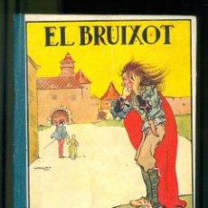 Libros antiguos: NUMULITE * EL BRUIXOT RONDALLES POPULARS VALERI SERRA I BOLDÚ IL·LUSTRA LONGORIA I LLIMONA 1932. Lote 195156926