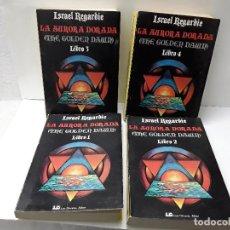 Libros antiguos: LA AURORA DORADA. Lote 195183813