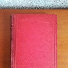 Libros antiguos: EL CARPINTERO MODERNO TRATADO TEÓRICO Y PRÁCTICO DE CARPINTERÍA - ILUSTRADO -. Lote 195198702