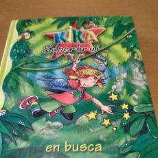 Libros antiguos: KIKA SUPERBRUJA EN BUSCA DEL TESORO . Lote 195200645