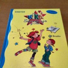 Libros antiguos: KIKA SUPERBRUJA Y DANI . Lote 195200902