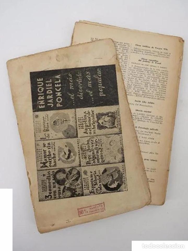 Libros antiguos: ANGELINA O EL HONOR DE UN BRIGADIER. UN DRAMA EN 1880 (Enrique Jardiel Poncela) Biblioteca Nueva - Foto 4 - 195215652