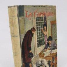 Libros antiguos: BIBLIOTECA SOPENA 10. LA CARAVANA (EDUARDO MARQUINA) RAMÓN SOPENA. Lote 195215662