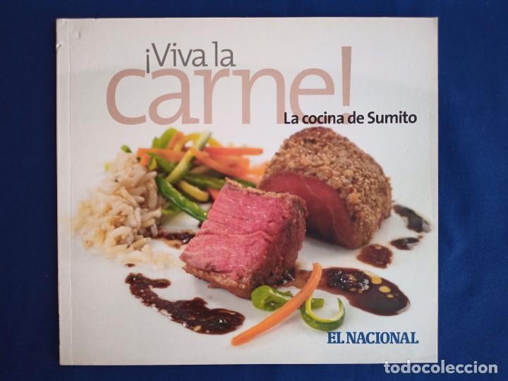 ¡ VIVA LA CARNE ! (ESPAÑOL) PASTA BLANDA – 2008 (Libros Antiguos, Raros y Curiosos - Cocina y Gastronomía)
