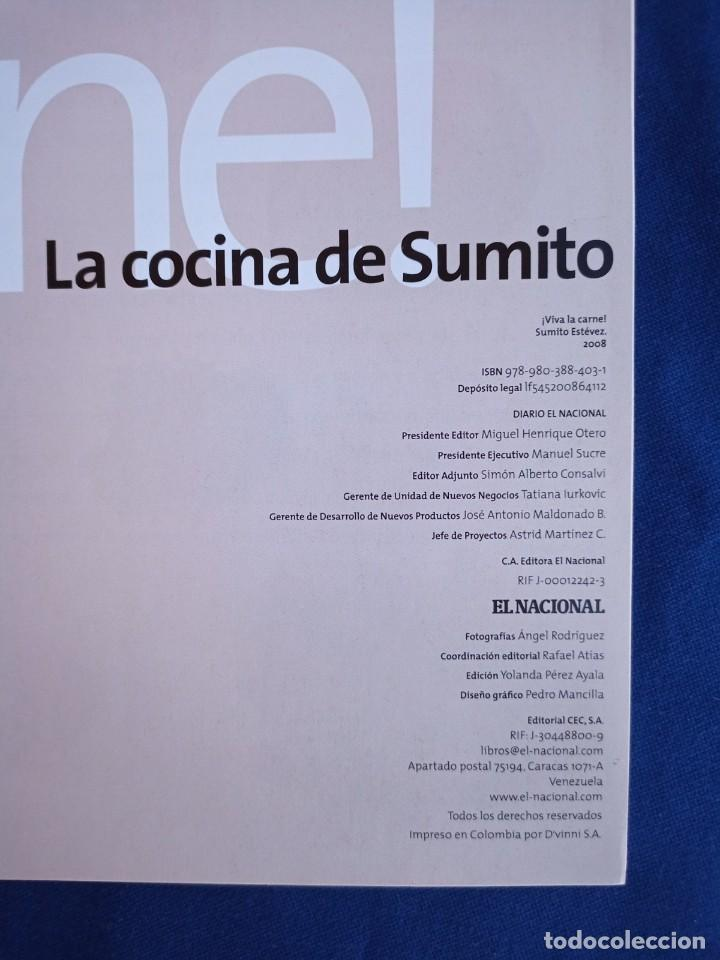 Libros antiguos: ¡ Viva la carne ! (Español) Pasta blanda – 2008 - Foto 2 - 195225695