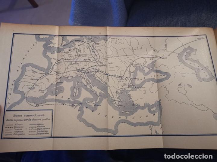 Libros antiguos: HISTORIA UNIVERSAL LOS BÁRBAROS Y EL IMPERIO DR. J. BTA. WEISS 1927 - Foto 11 - 195240666