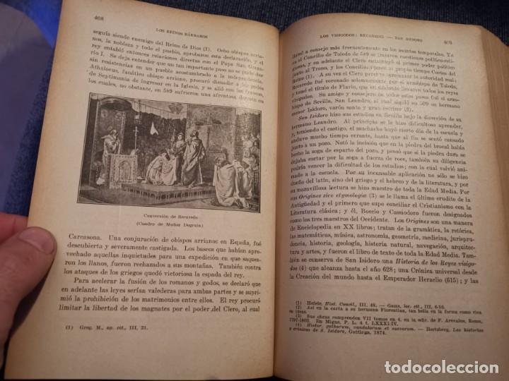 Libros antiguos: HISTORIA UNIVERSAL LOS BÁRBAROS Y EL IMPERIO DR. J. BTA. WEISS 1927 - Foto 14 - 195240666