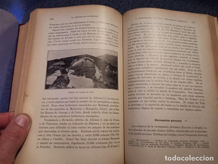 Libros antiguos: HISTORIA UNIVERSAL LOS BÁRBAROS Y EL IMPERIO DR. J. BTA. WEISS 1927 - Foto 18 - 195240666