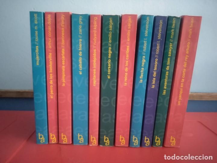 LOTE 11 NOVELAS DE AVENTURAS (Libros Antiguos, Raros y Curiosos - Literatura - Otros)