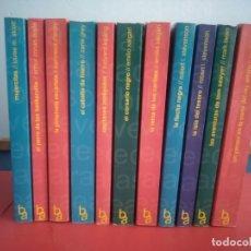 Libros antiguos: LOTE 11 NOVELAS DE AVENTURAS. Lote 195269350