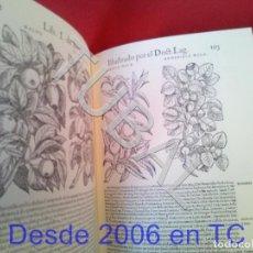 Libri antichi: TUBAL VENENOS MORTIFEROS ACERCA DE LA MATERIA MEDICINAL PEDACIO DIOSCORIDES U19. Lote 195314878