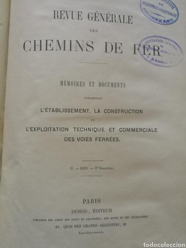 LIBRO DE MECANICA DE TREN (Libros Antiguos, Raros y Curiosos - Ciencias, Manuales y Oficios - Otros)