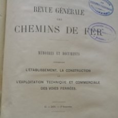 Libros antiguos: LIBRO DE MECANICA DE TREN. Lote 195328376