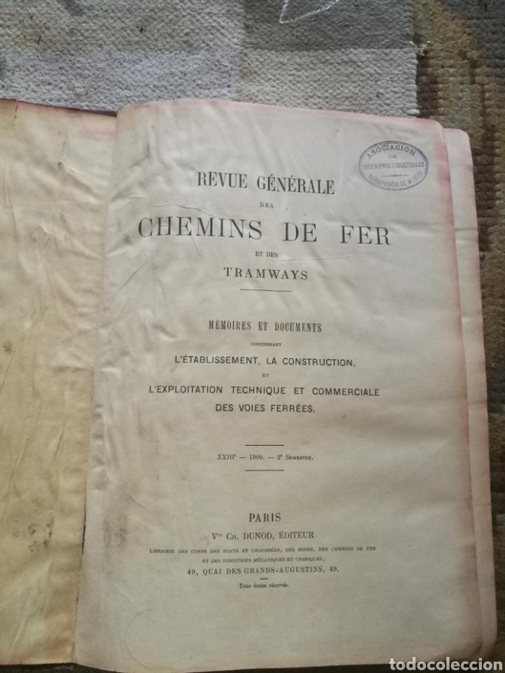 LIBRO DE TRENES (Libros Antiguos, Raros y Curiosos - Ciencias, Manuales y Oficios - Otros)
