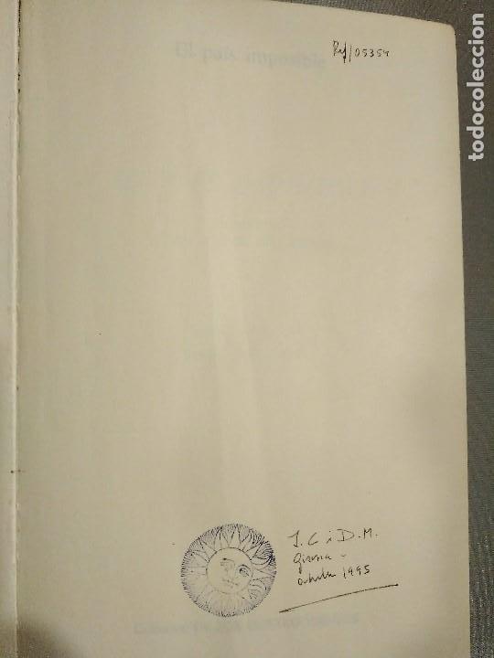 Libros antiguos: BRIAN HALL EL PAIS IMPOSIBLE YUGOSLAVIA VIAJE AL BORDE DEL NAUFRAGIO - Foto 7 - 195337397