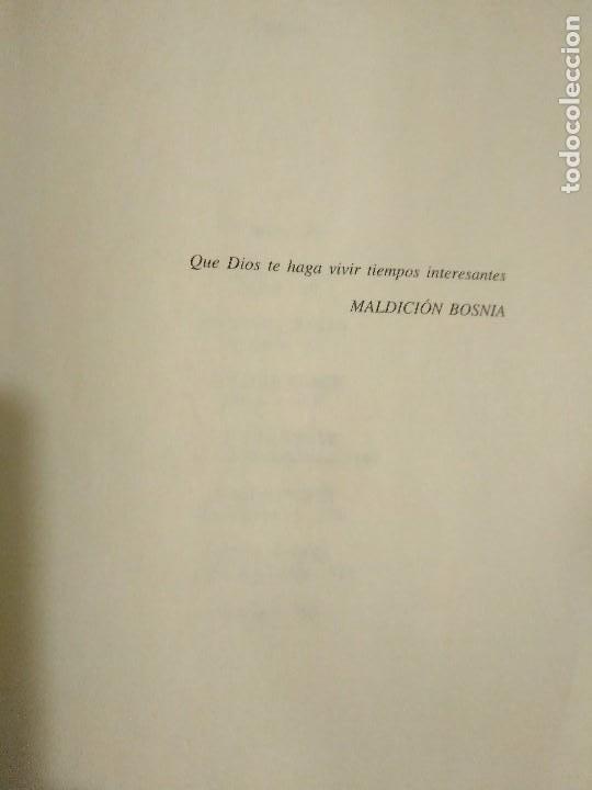 Libros antiguos: BRIAN HALL EL PAIS IMPOSIBLE YUGOSLAVIA VIAJE AL BORDE DEL NAUFRAGIO - Foto 6 - 195337397