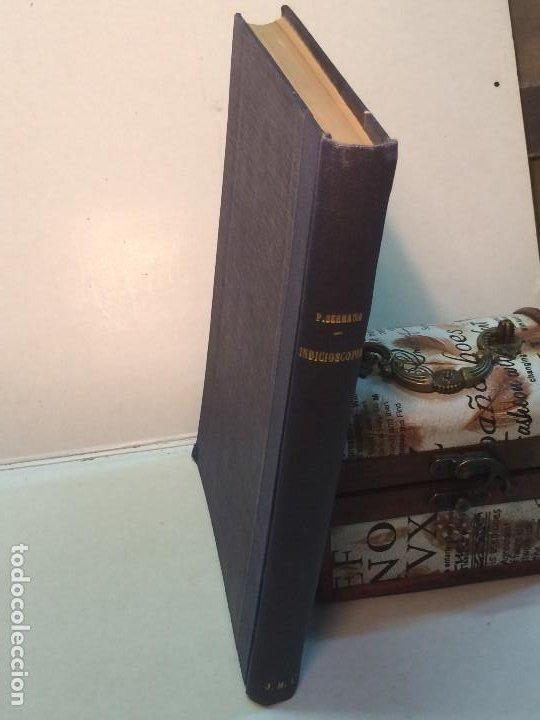 Libros antiguos: Pedro Serrano García: Indicioscopia. Impresiones - huellas - manchas pelos y fibras... - Foto 8 - 195343692