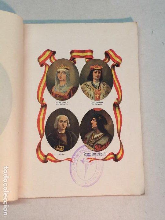 Libros antiguos: Juan Barbosa: ¡Españoles!¡Reivindiquemos la bandera de España! (1935) - Foto 5 - 195344273
