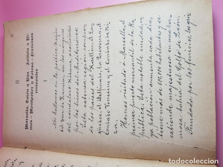 Libros antiguos: LIBRO-MÉTODO COMPLETO DE LECTURA-EL SEGUNDO MANUSCRITO-EUROPA-1911-JOSÉ DALMAU CARLES-COLECCIONISTAS - Foto 7 - 195344306
