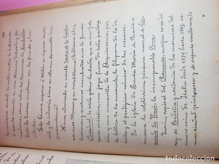 Libros antiguos: LIBRO-MÉTODO COMPLETO DE LECTURA-EL SEGUNDO MANUSCRITO-EUROPA-1911-JOSÉ DALMAU CARLES-COLECCIONISTAS - Foto 13 - 195344306