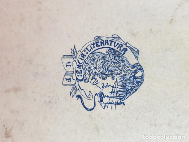 Libros antiguos: LIBRO-MÉTODO COMPLETO DE LECTURA-EL SEGUNDO MANUSCRITO-EUROPA-1911-JOSÉ DALMAU CARLES-COLECCIONISTAS - Foto 17 - 195344306