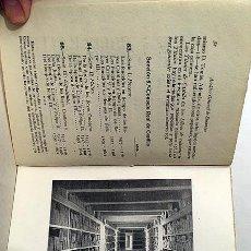 Libros antiguos: ARCHIVO GENERAL DE SIMANCAS. GUÍA DEL INVESTIGADOR. (1923) . Lote 195346095