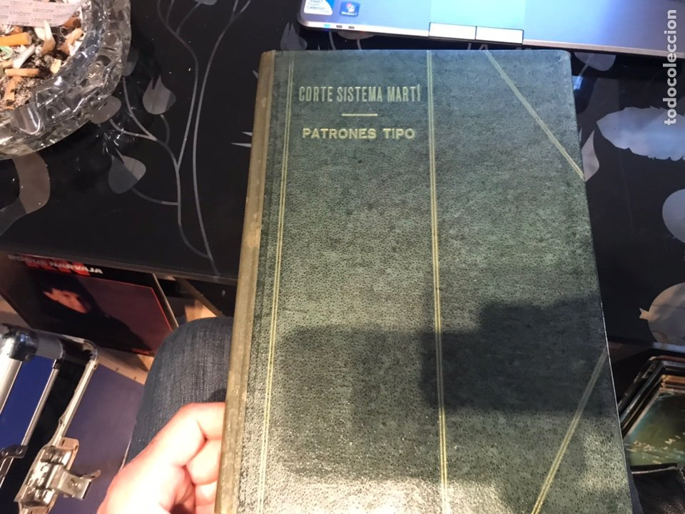Libros antiguos: Corte sistema Marti - Foto 5 - 195362191