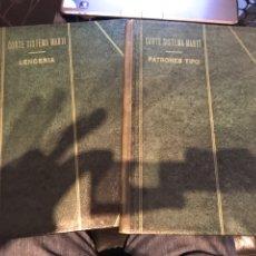 Libros antiguos: CORTE SISTEMA MARTI. Lote 195362191