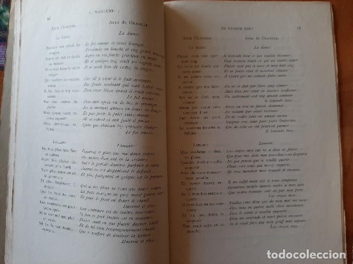 Libros antiguos: 1897 LA BELLE DAME SANS MERCY - CARL WAHLUND / EN SUECO - Foto 2 - 195369415