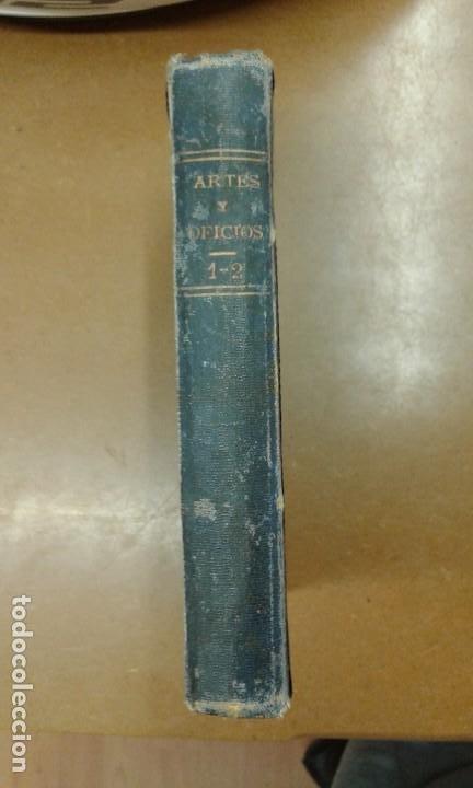 Libros antiguos: SECRETOS RAROS DE ARTES Y OFICIOS.IMPRESOR JUAN FRANCISCO PIFERRER EN 1827 (TOMO 1 Y 2) - Foto 6 - 195370738