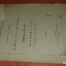 Libros antiguos: LAS RELACIONES ENTRE EL PONTIFICADO Y EL REINO DE ITALIA, MEMORIA INFORME DEL MARQUES DE LA VEGA. Lote 195389047
