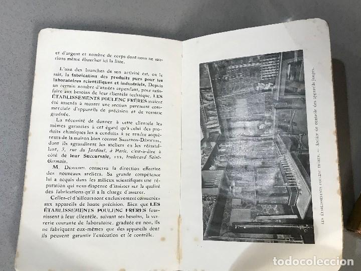 Libros antiguos: Essais simples et pratiques des principales Substances alimentaires. París, 1910. - Foto 6 - 195394386
