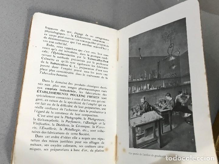 Libros antiguos: Essais simples et pratiques des principales Substances alimentaires. París, 1910. - Foto 7 - 195394386