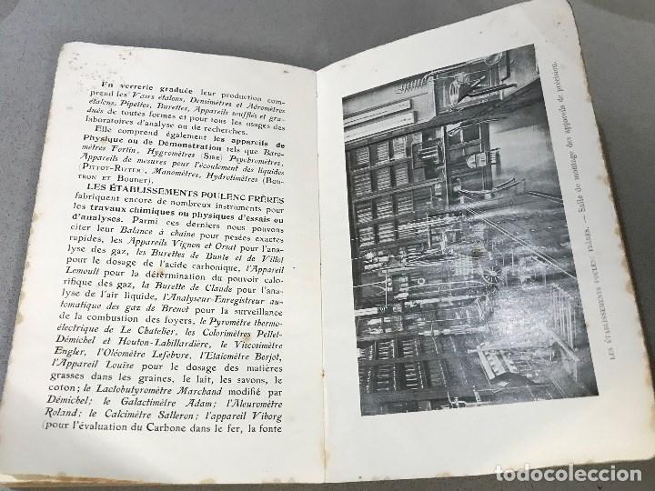 Libros antiguos: Essais simples et pratiques des principales Substances alimentaires. París, 1910. - Foto 11 - 195394386