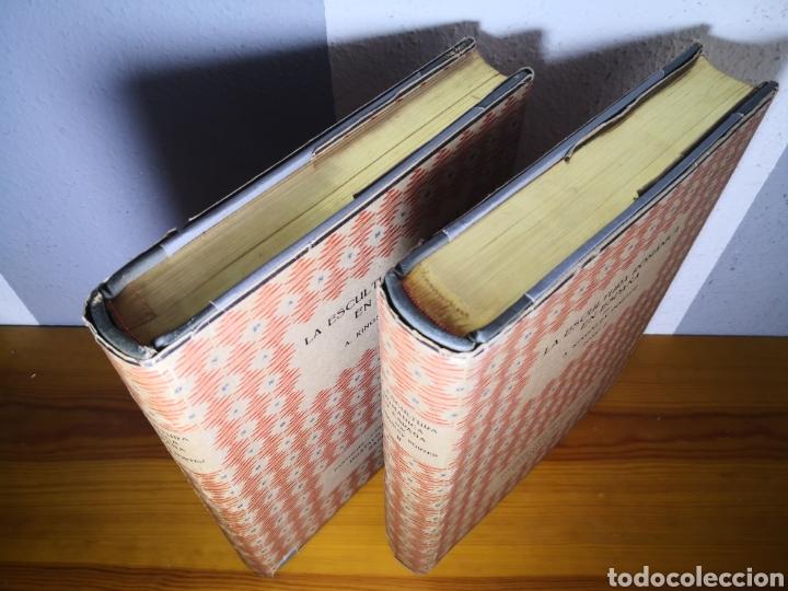 Libros antiguos: 1928 - La Escultura Románica, Obra Completa en 2 Tomos, A. Kingsley Porter - Foto 4 - 195405393