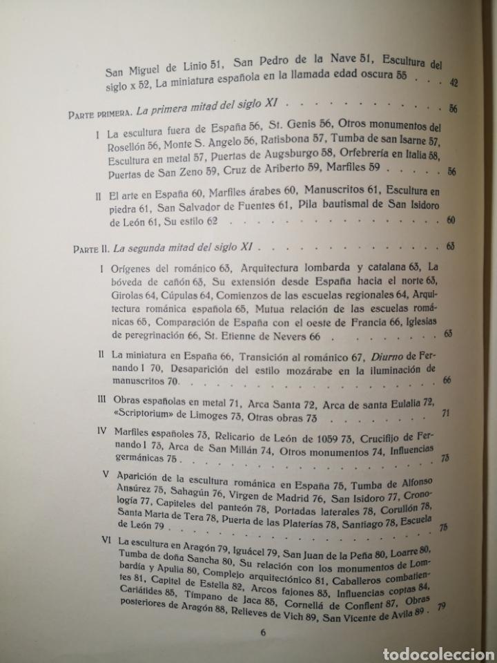 Libros antiguos: 1928 - La Escultura Románica, Obra Completa en 2 Tomos, A. Kingsley Porter - Foto 8 - 195405393