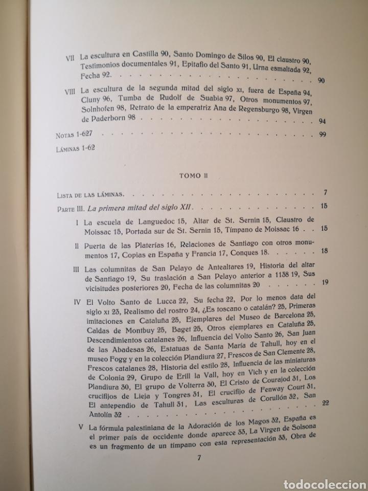 Libros antiguos: 1928 - La Escultura Románica, Obra Completa en 2 Tomos, A. Kingsley Porter - Foto 9 - 195405393
