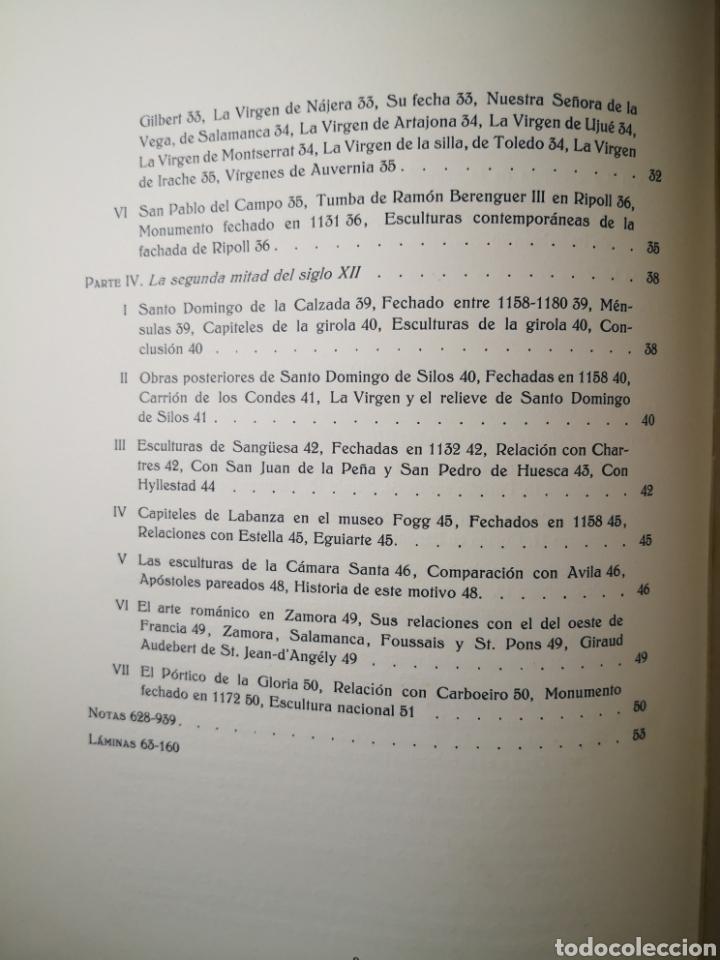 Libros antiguos: 1928 - La Escultura Románica, Obra Completa en 2 Tomos, A. Kingsley Porter - Foto 10 - 195405393