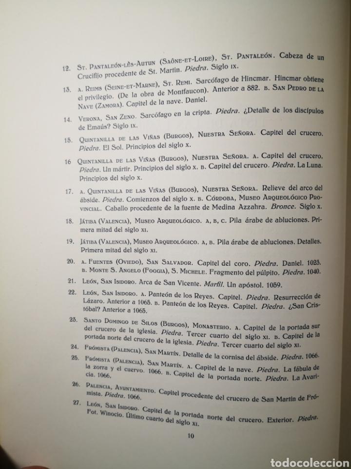 Libros antiguos: 1928 - La Escultura Románica, Obra Completa en 2 Tomos, A. Kingsley Porter - Foto 12 - 195405393