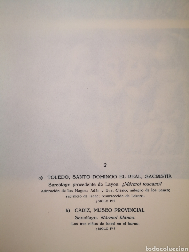 Libros antiguos: 1928 - La Escultura Románica, Obra Completa en 2 Tomos, A. Kingsley Porter - Foto 17 - 195405393
