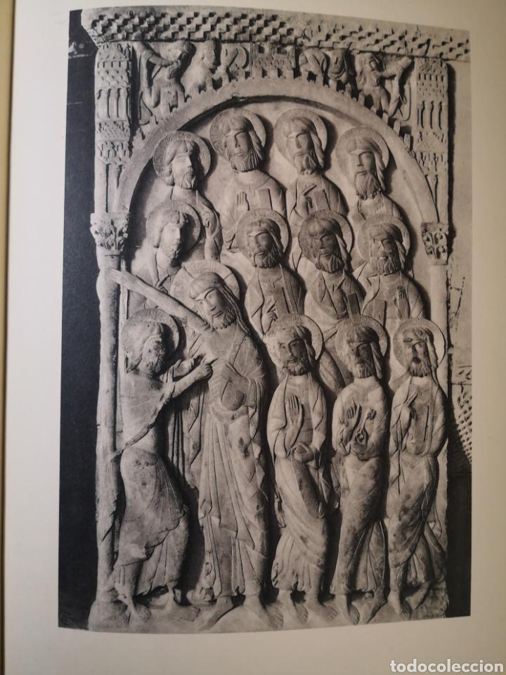 Libros antiguos: 1928 - La Escultura Románica, Obra Completa en 2 Tomos, A. Kingsley Porter - Foto 19 - 195405393