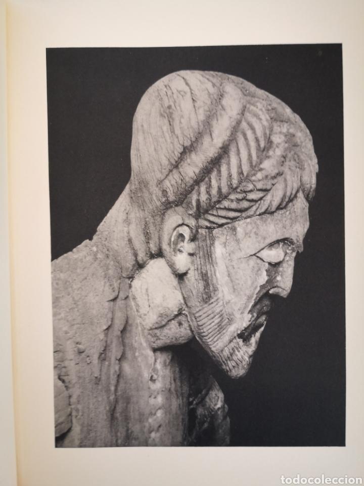 Libros antiguos: 1928 - La Escultura Románica, Obra Completa en 2 Tomos, A. Kingsley Porter - Foto 20 - 195405393